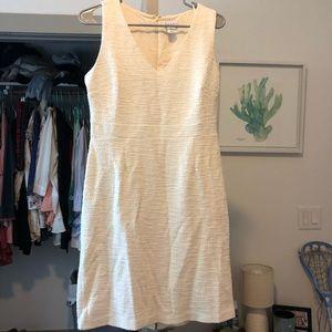Nicole Miller New York Soft Tweed Dress